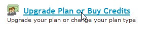 How to Change Plan