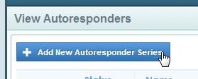 Click Button Add new autoresponder series