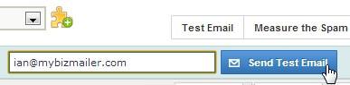 Send a test autoresponder message
