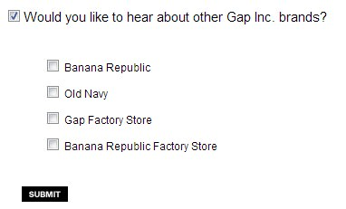 Other Gap Brands
